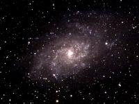 M33 Triangelgalaxen
