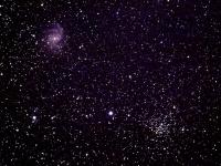 NGC 6939 och NGC 6946