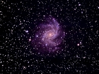NGC 6946 Fyrverkeri Galaxen