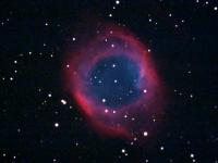NGC 7293 Helix nebulosan