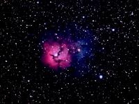 M20 Trifid nebulosan