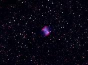 M27 Hantel nebulosan