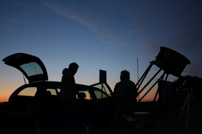 Ett arkivfoto från Sagittarius 2012, och i mitten av augusti är det dags igen att träffas på södra Öland