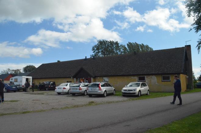 Sagittarius 2014 i augusti backspegeln, Folkets Hus i Södra Möckleby