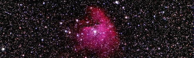 Bilden tagen med ett Borg 77ED,  SBIG 8300M kamera samt filterhjul. Bilden är en stack av RGB 30 min (6x5min) av varje filer samt 42 min luminance allt med 1x1 binning.