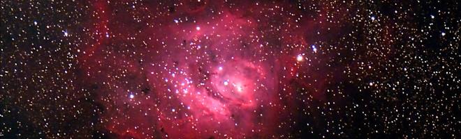 Lagoon Nebulosan