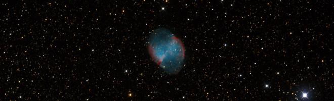 M27 Dumbell nebulosan