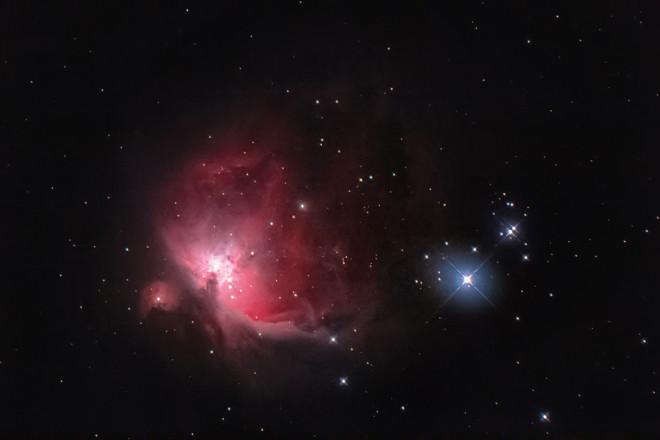 m42 - Orion nebulosan