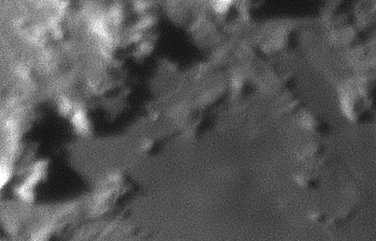 Månen i detalj – Apollo 15:s landningsplats