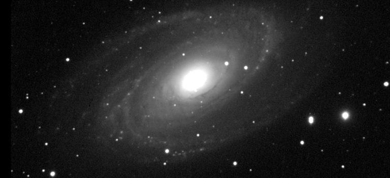 Sagittarius 2018 – Galaxen M81 på riktigt nära håll