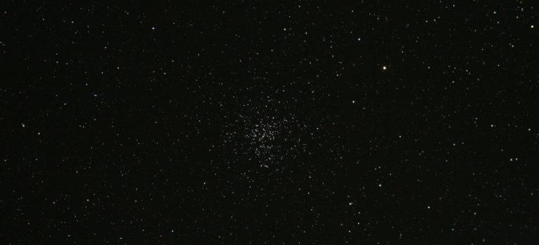 Vinterns bästa astrofotokväll – Öppna stjärnhopar i Auriga