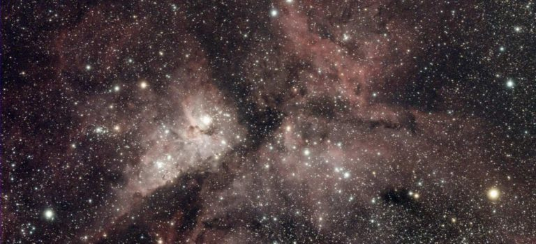 Praktfull Eta Carinae nebulosa NGC3372