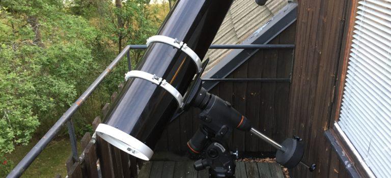 Sommarrea på astronomiprylar som behöver ett nytt hem
